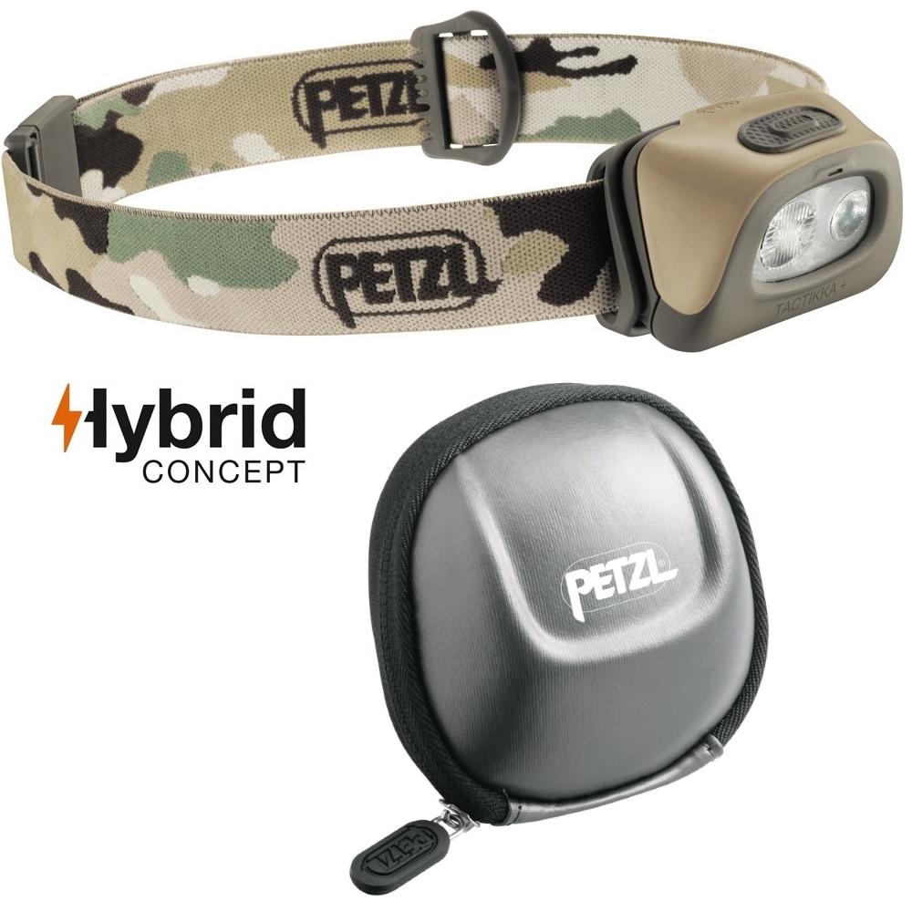 Petzl Tactikka rgb 250 lm projecteur Camo