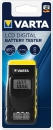 Batterietester LCD Digital von Varta BT