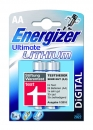 Energizer Ultimate Lithium Batterie L91 AA Mignon 2er Pack