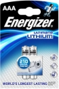 Energizer Ultimate Lithium Batterie AAA Micro 2er Pack